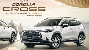Toyota Corolla Cross Price India Archives Technoingg