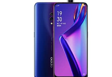 OPPO K3 WITH POP UP FRONT CAMERA LAUNCHED IN CHINA STARTING AT CNY 1,599
