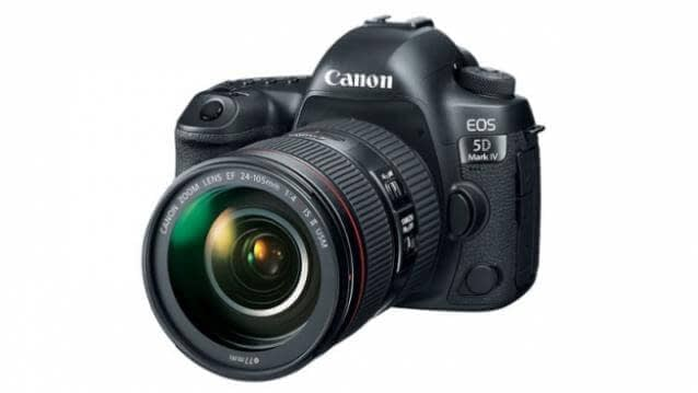 CANON EOS RP FULL-FRAME MIRRORLESS CAMERA LAUNCHED